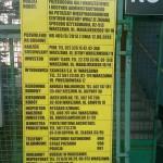 tablica informacyjna budowy Nowy Teatr Warlikowskiego FoGo Piotr Fortuna Joanna Gozdanek